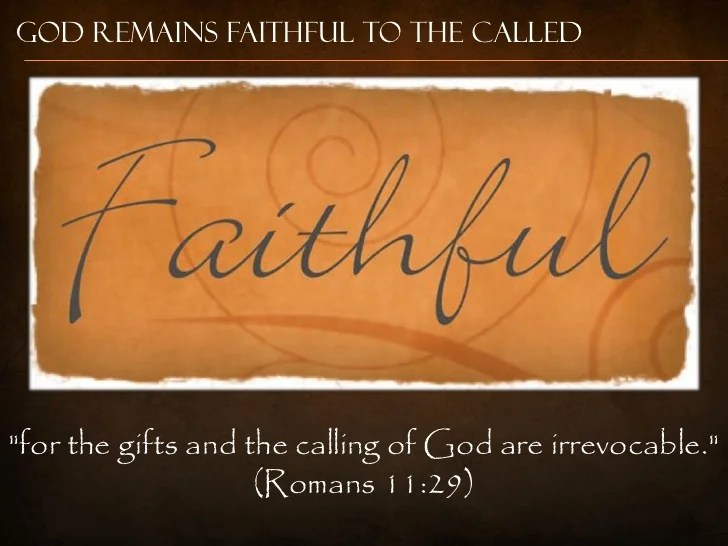 Image result for romans 11:29