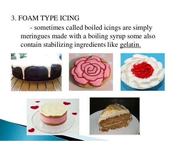 Type Cake Used Fondant