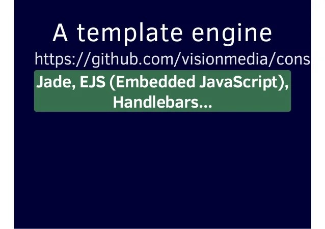 Express Template Engines  how to transfer adminlte to jade