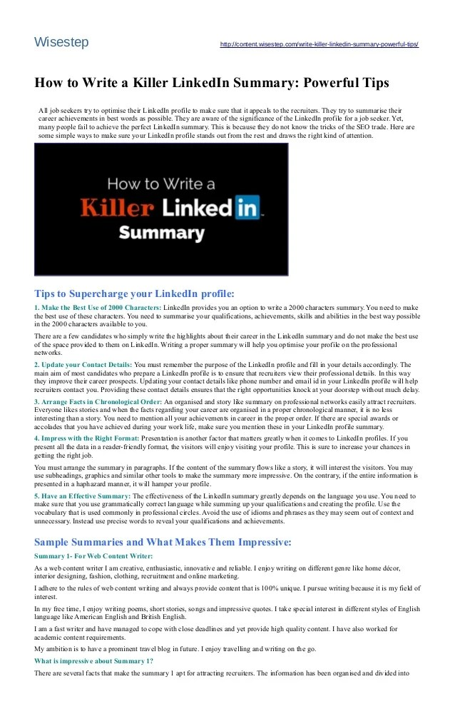 resume objective tips how to write a killer resume objective examples