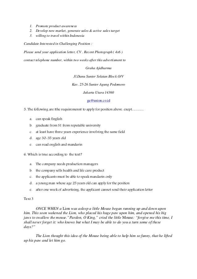 Soal Semester 2 Sma Kelas 11