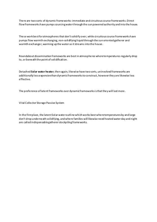 Water Frame Advantages And Disadvantages | Allframes5.org