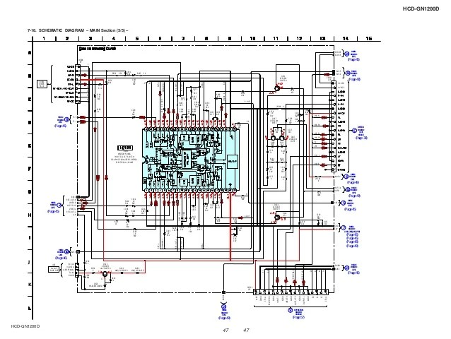 Sony hcd gn1200dsm