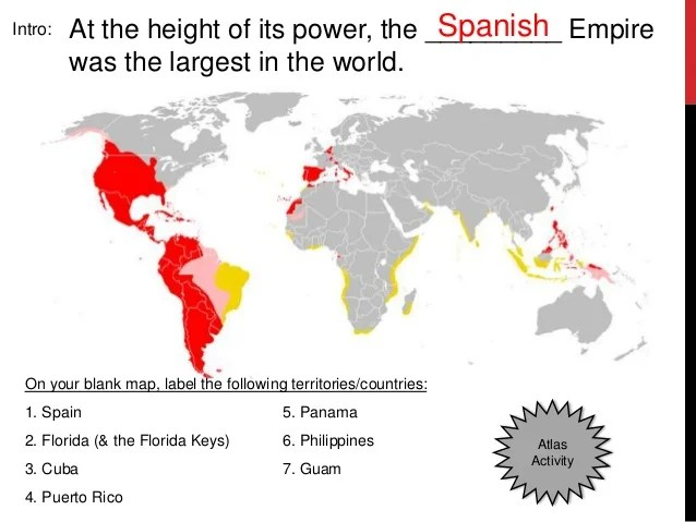 13 Colonies Colonies And Spain Map