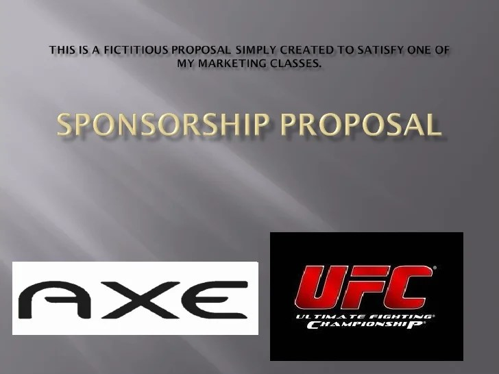 Doc728546 Party Sponsorship Proposal Ltaf Sponsorship – Party Sponsorship Proposal