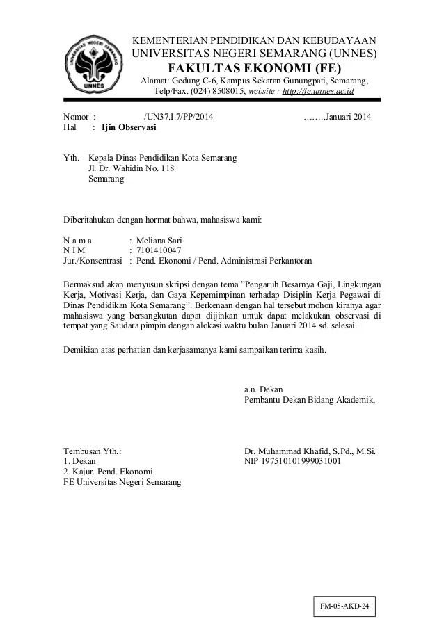 49++ Contoh surat balasan untuk mahasiswa penelitian terbaru terbaik