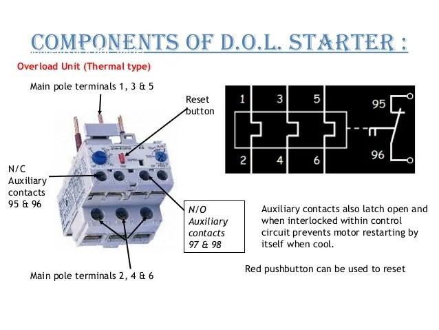 Direct Online StarterDOL Starter