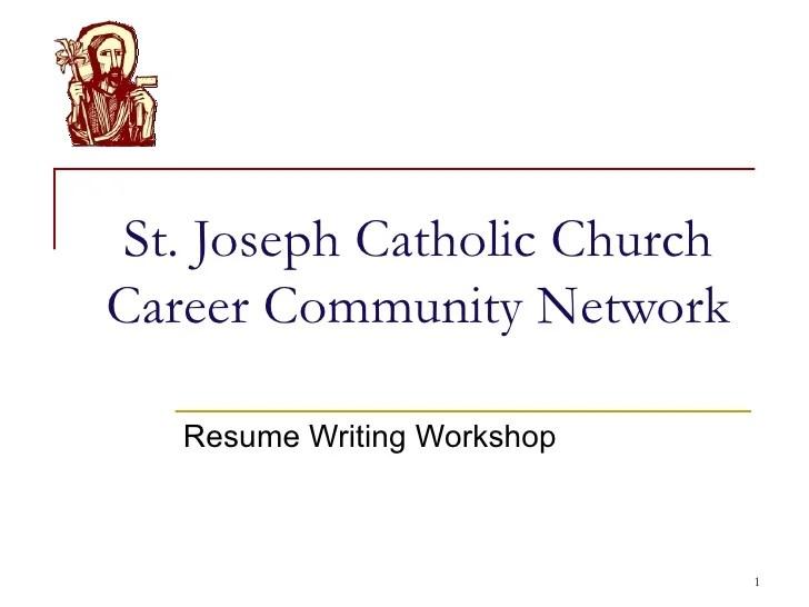 st joe career ministry