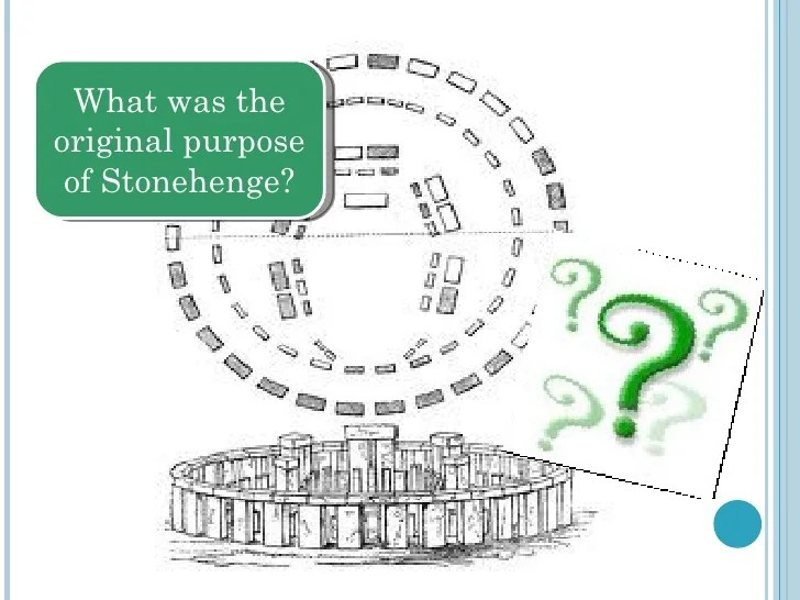 What Did Stonehenge Originally Look