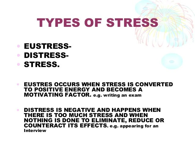 Psychological Stressors Examples
