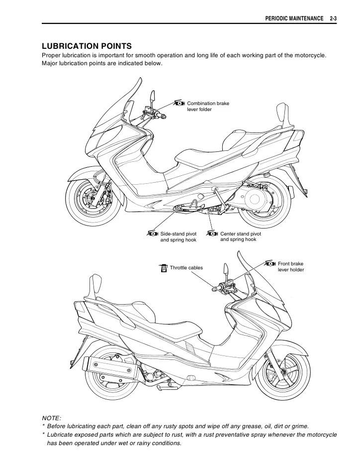 Suzuki Burgman 400 Parts Diagram Ler Mount Suzuki Auto