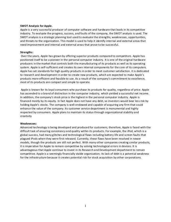 Website Analysis Template activity impact analysis template annex – Example of a Swot Analysis Paper
