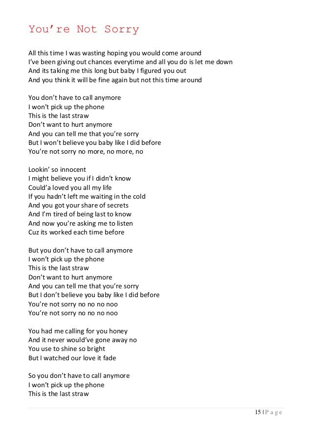 Lyrics I Want Know What Love