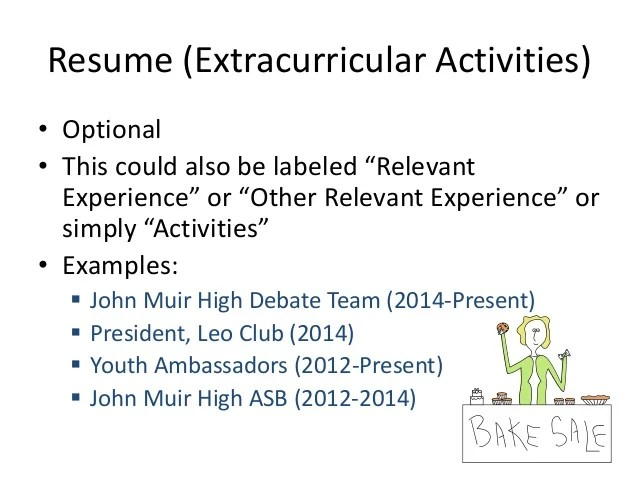 activities on resume top student activities coordinator resume