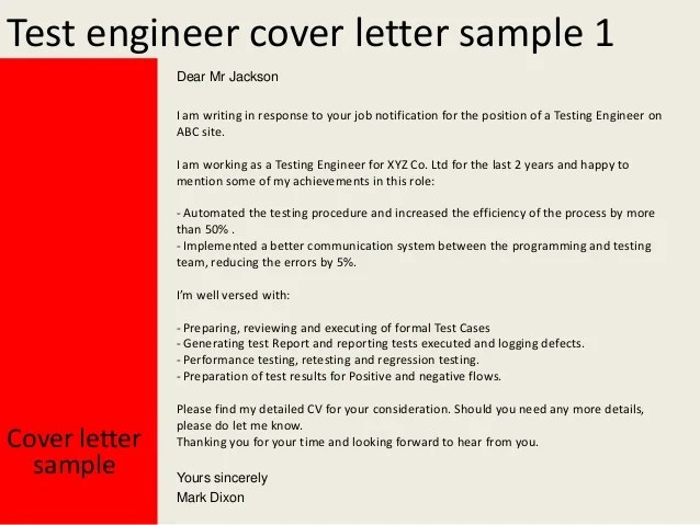 How to make report cover letter