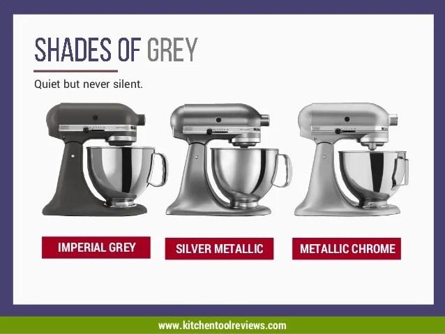 The Best Kitchen Aid Mixer Colors