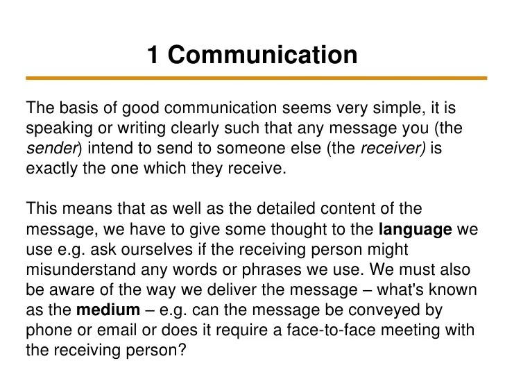 How To Improve Communication Skills Pdf