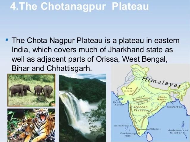 Image result for The Chotanagpur Plateau