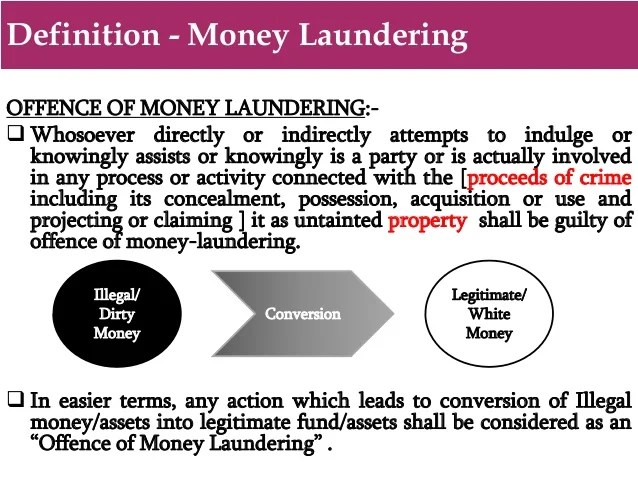 Image result for Prevention of Money Laundering Act, 2002
