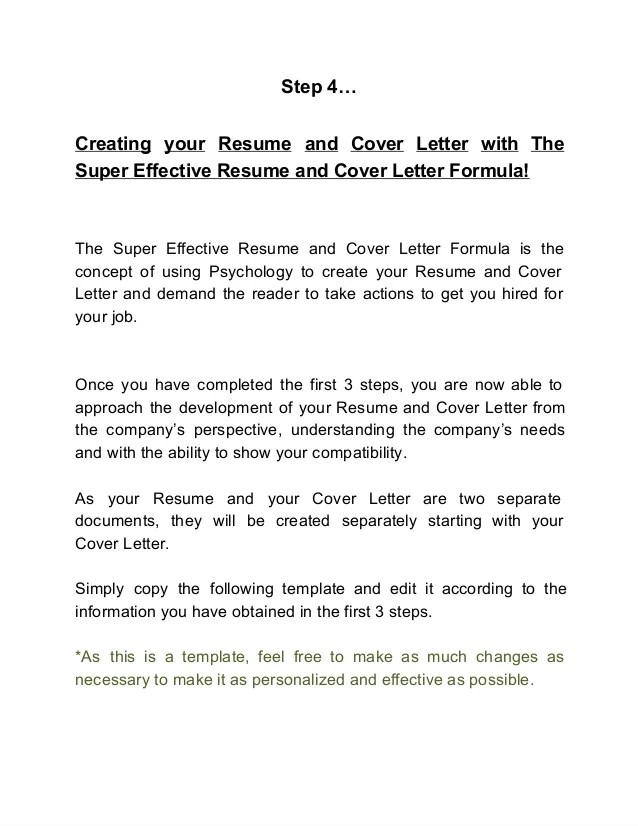 effective cover letter writing techniques Jobscan's guide to writing an effective cover letter  cover letter writing guide  cover letter tips if emailing your cover letter, be thoughtful in your.