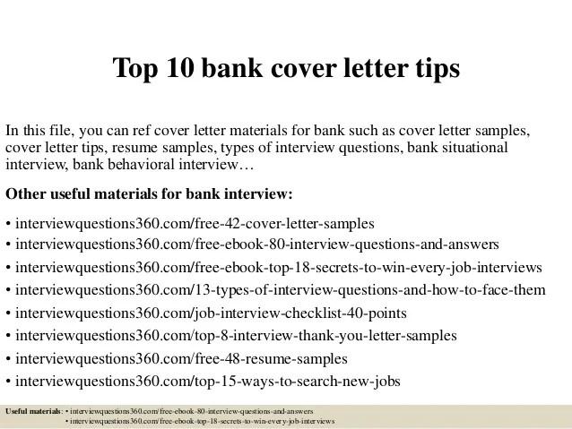 Bank Examiner Resume Cover Letter. sample cover letter for office ...