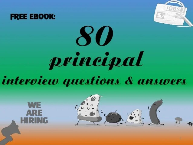 top 10 principal interview questions withanswersin this file you can