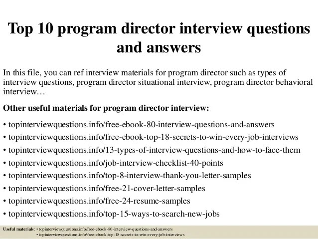 Executive Protection Interview Questions
