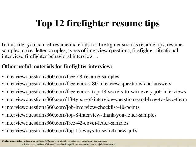 All Resumes » Firefighter Job Description For Resume   Free Resume .