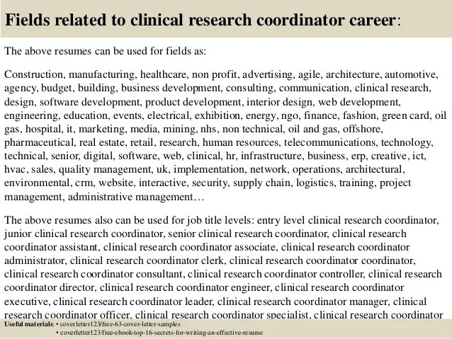 Clinical Research Coordinator Clip Art – Clipart Download