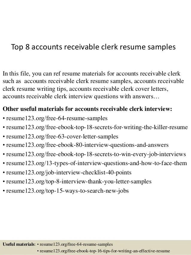 accounts receivable resume profile create professional resumes perfect resume example resume and cover letter accounts receivable