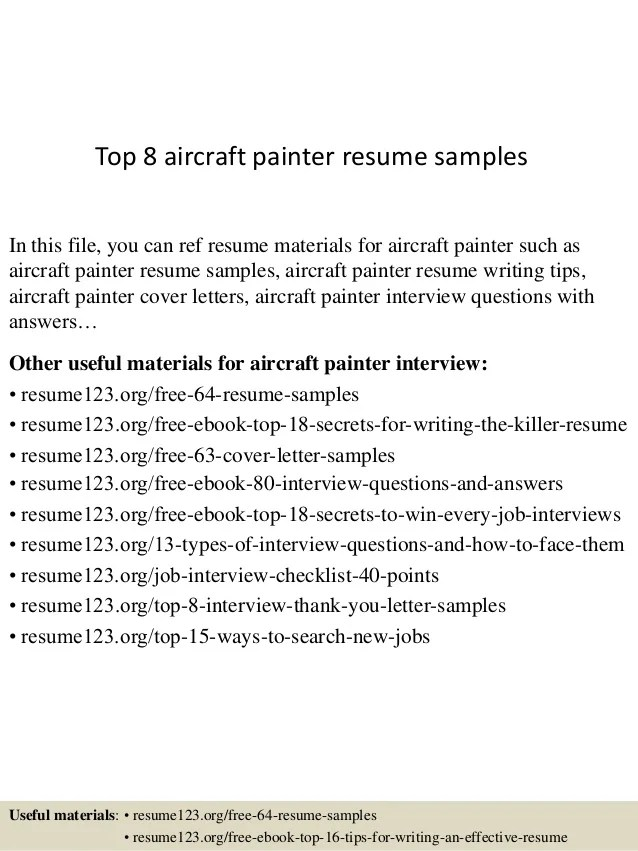 top 8 aircraft samplesin this file you can ref