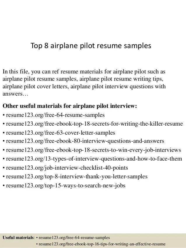 professional airline pilot resume sample alexa resume pilotman breakupus lovable best resume examples for your job - Pilot Resume