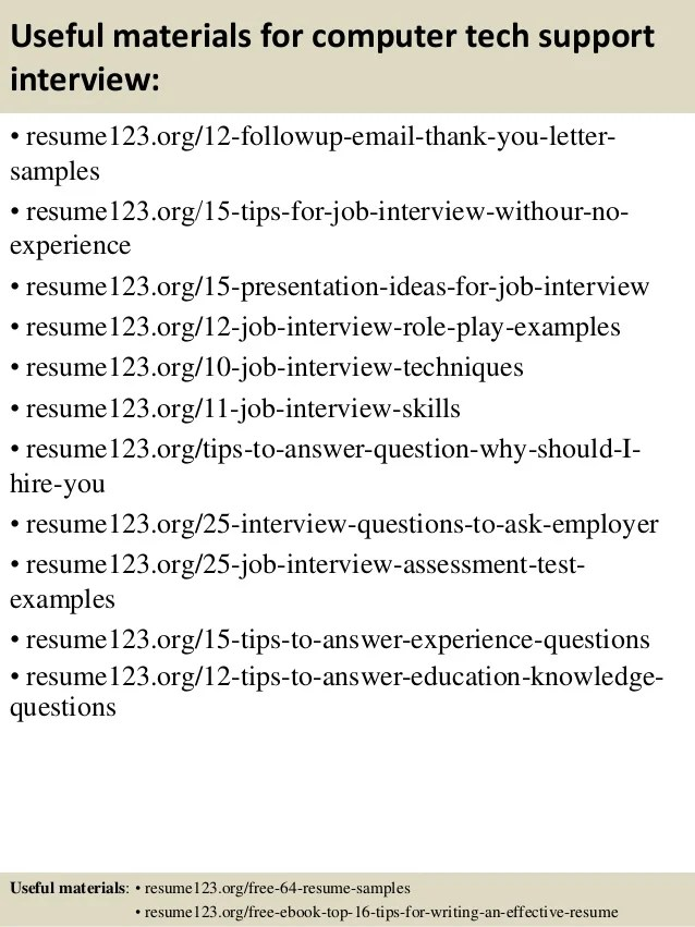 Computer Technician Resume Samples VisualCV Resume Samples Database  Computer Technician Resume Sample