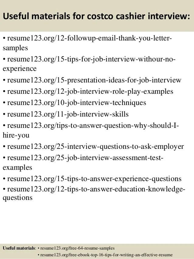 costco resume top costco cashier resume samples cover letter