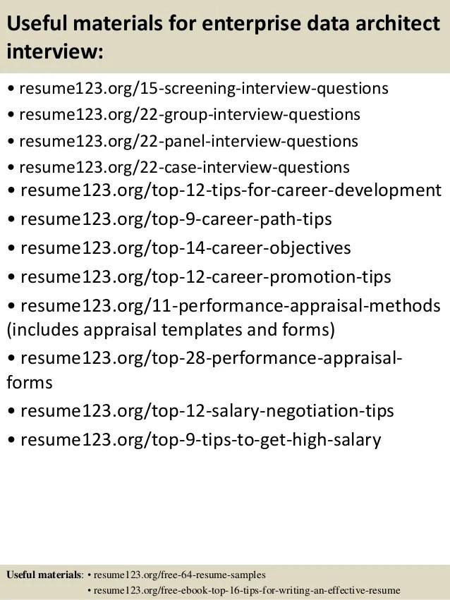 Database Architect Resume. interior designer resume samples ...
