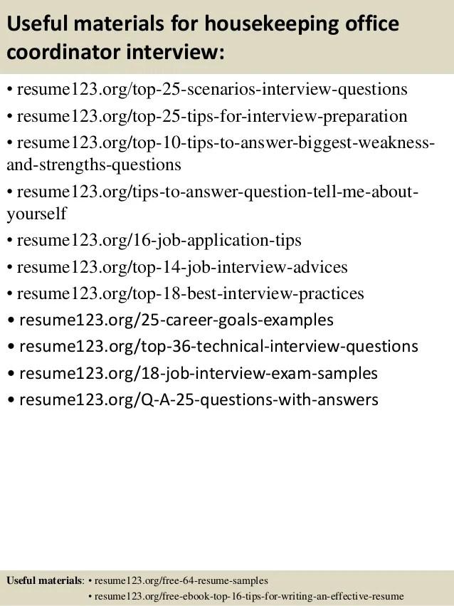 Office Coordinator Resume samples of simple resumes smoothinico – Office Coordinator Resume Sample