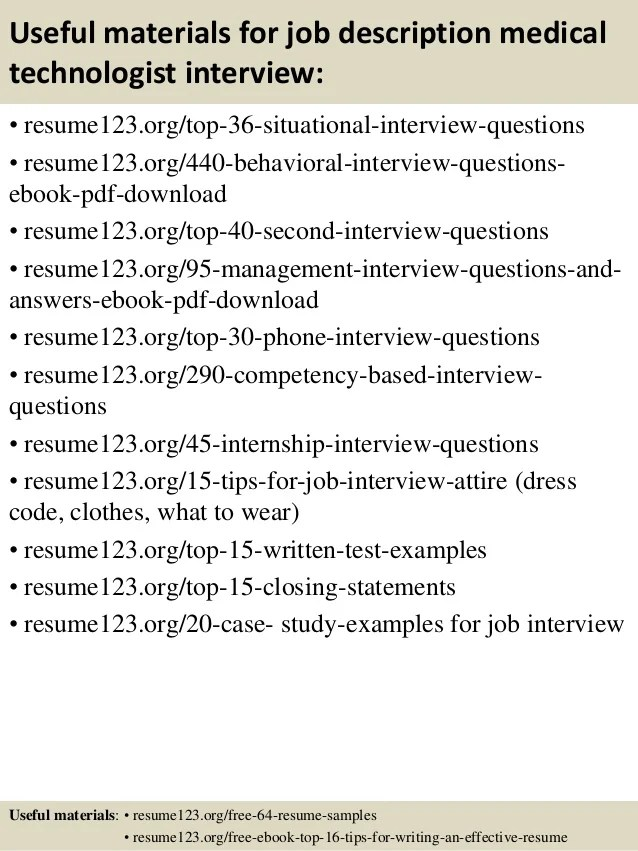 chemical laboratory technologist resume free sample resume cover sample resume medical technologist best resume sample medical - Medical Technologist Resume Examples