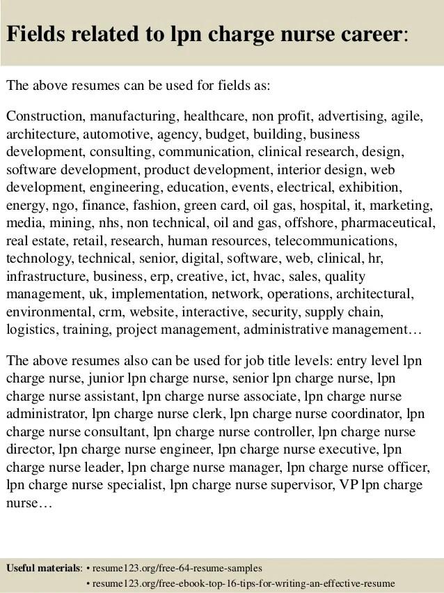 Registered Nurse Resume - Best Sample Resume