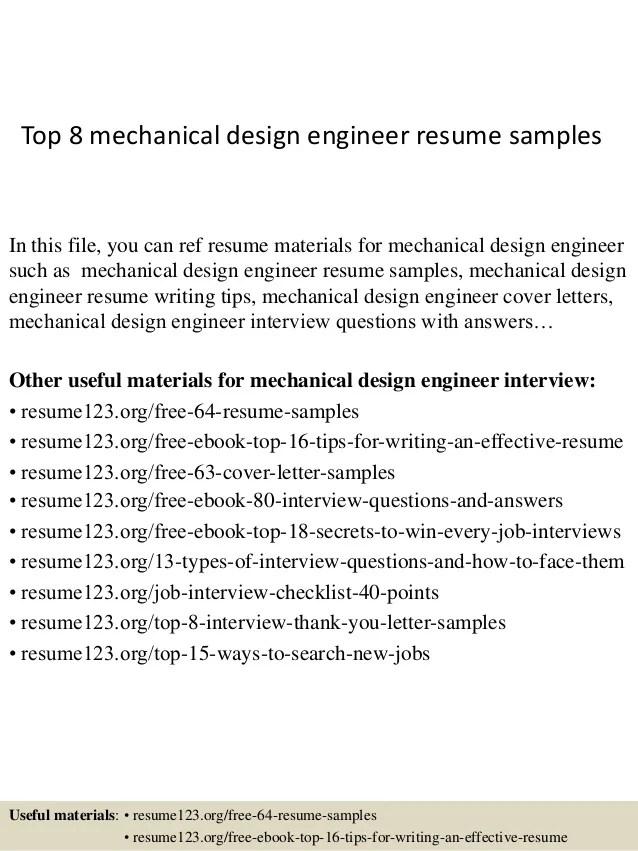 sample resume design mechanical engineer resume ixiplay free