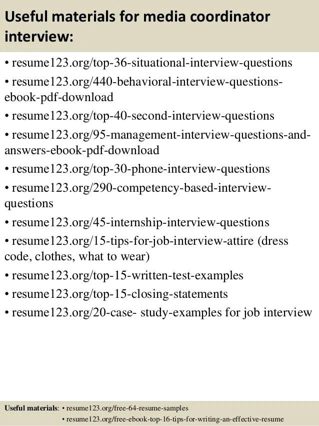 resume for media sales assistant