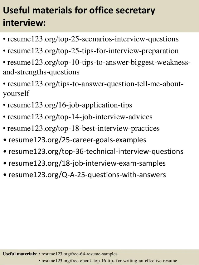 Office Secretary Resume Sample. Unit Secretary Resume Sample Unit