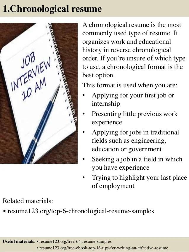 Marketing Resume Tips to Market Your Skills