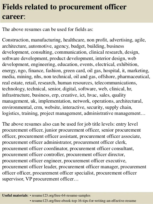 procurement manager resume. purchasing manager resume ...