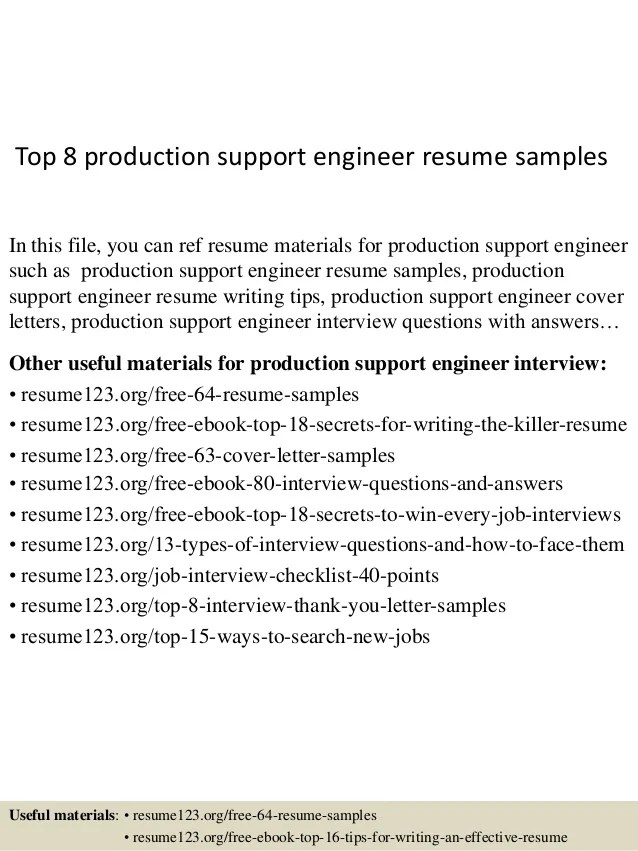 support engineer resume samplesin this file you can ref resume