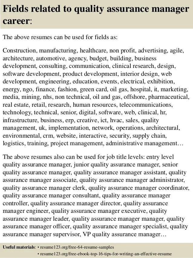 Resume manager photo 2