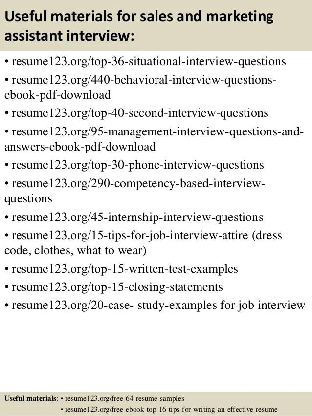 sales career resume examples