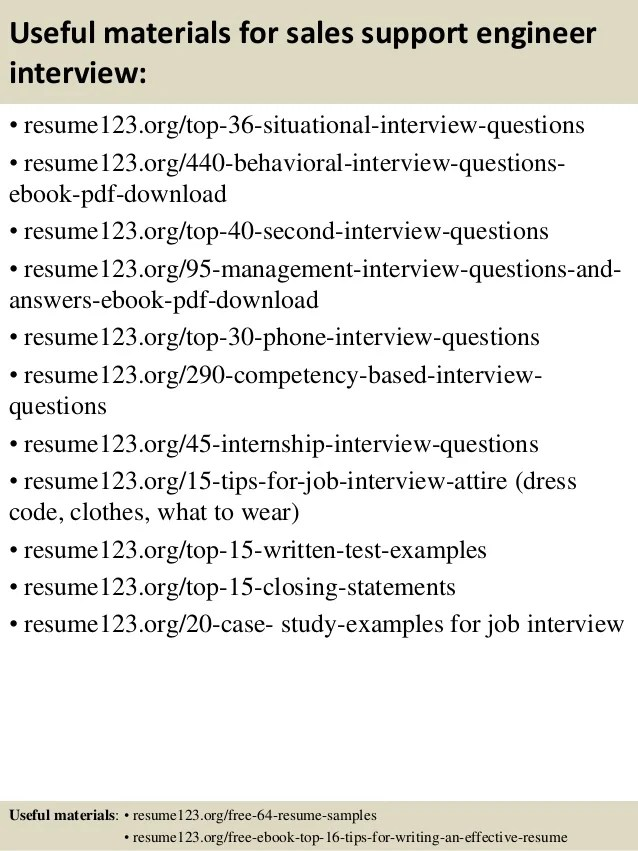 Smlf 2 Sample Resume Resume Exle For Sales Support