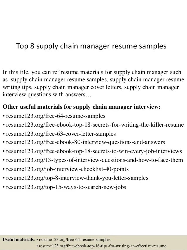 Supply Chain Analyst Resume sample resume for business analyst entry level Resume In Logistics And Supply Chain Management Sales Example
