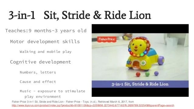 Stride Price Ride Fisher Lion 2 1