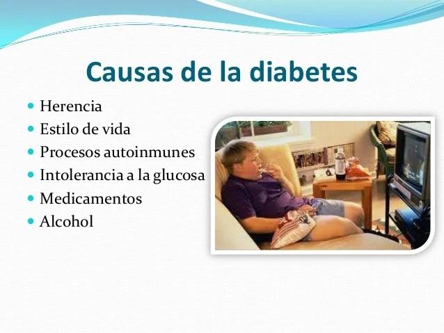 La diabetes Tipos y prevención de enfermedad